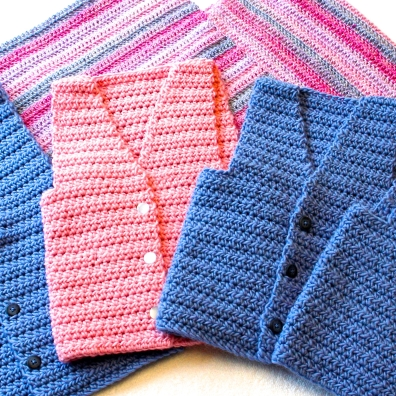 Crochet for a cause.